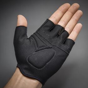 GripGrab Rouleur Gevoerde Halve Vinger Handschoenen, navy
